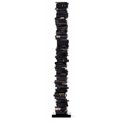 Opinion Ciatti - Ptolomeo Büchersäule freistehend 215 cm | Komplett Schwarz