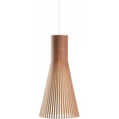 Secto Design - Secto 4200 Hängeleuchte Walnuss natur