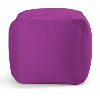Sitting Bull - Cube Sitzwürfel Violett