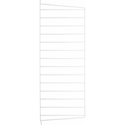 String - Wandleiter für String® System H75 x T30 cm   Weiß   1 Pack
