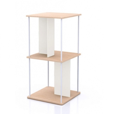 B-Line - Domino modulaire Étagère, Double Deck Petit