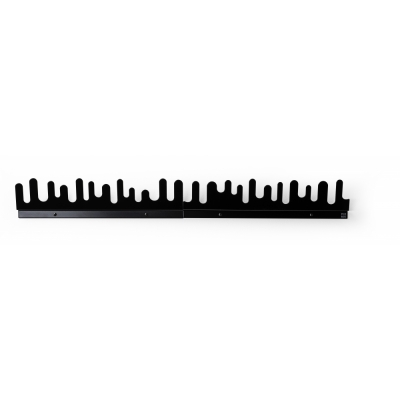 Design House Stockholm - Wave Hanger Garderobe (2er-Set) Schwarz