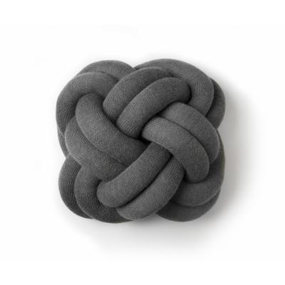 Design House Stockholm - Knot Dekokissen Grau