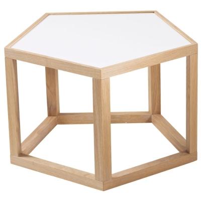 A2 - Meet Pouf Tisch