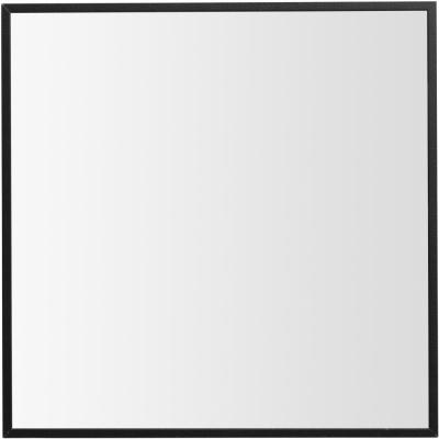 by Lassen - View Mirror 29,7x29,7 cm Black