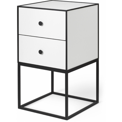 by Lassen - Frame Sideboard 35 mit zwei Schubladen