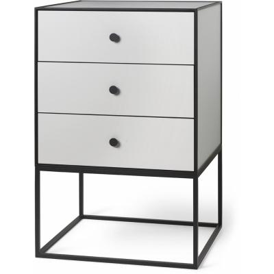by Lassen - Frame Sideboard 49 mit drei Schubladen