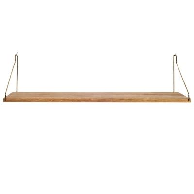 Frama - Shelf 80 x 27 cm | Brass
