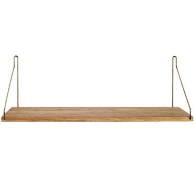 Frama - Shelf Regal 60 x 20 cm   Messing