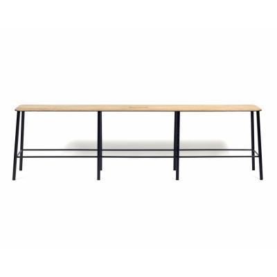 Frama - Adam Bank Schwarz / 160 cm