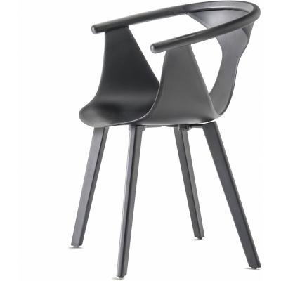 Pedrali Fox 3725 Stuhl Holzbeine Nunido