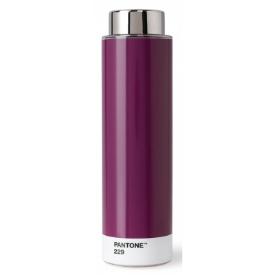Pantone - Trinkflasche Tritan Aubergine 229