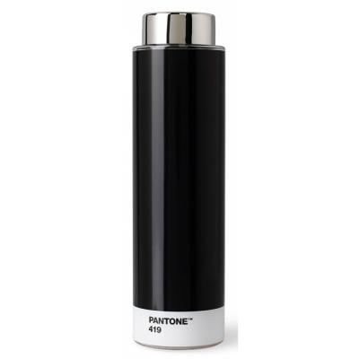 Pantone - Trinkflasche Tritan Black 419