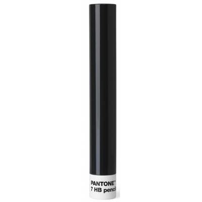 Pantone - Aluminium Dose mit 7 Bleistiften