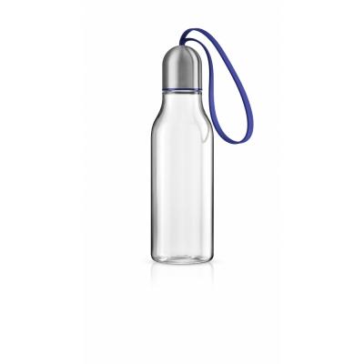Eva Solo - Sporttrinkflasche Lila-Blau