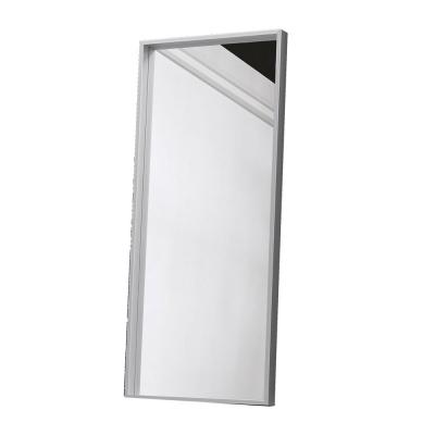 Kristalia - Extra Large Standspiegel mit Rollen