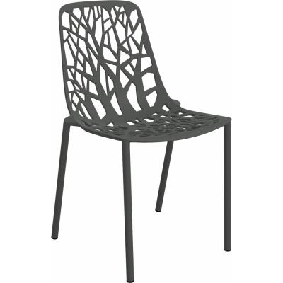 Fast - Forest Chair Metallic Grey
