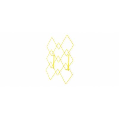 Harto - Coat Rack Firmin Garderobe Gelb