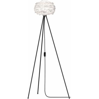 Umage by Vita Copenhagen - Eos Floor Lamp H 134 cm (Mini)   White   Black
