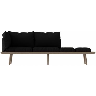 Umage - Lounge Around 3-Sitzer Sofa Eiche