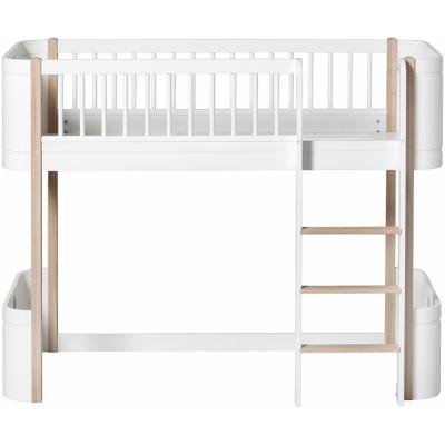 Oliver Furniture   Umbauset Für Wood Mini+ Halbhohes Hochbett