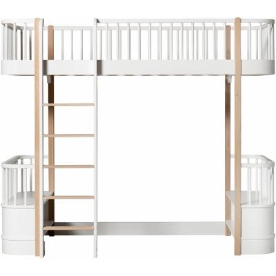 Oliver Furniture   Umbauset Für Wood Hochbett (Leiter Vorne)
