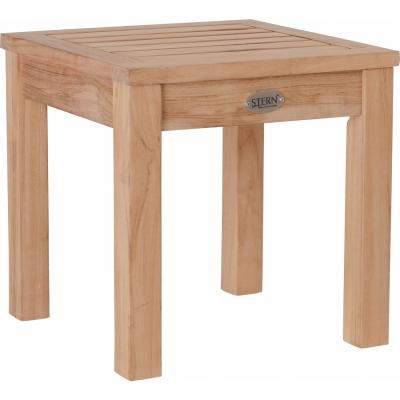 Stern Teak Side Table