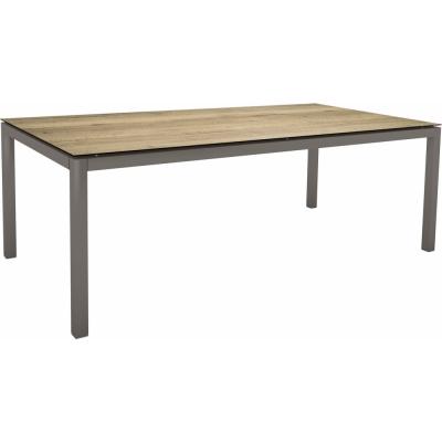 Stern - Silverstar Touch Tisch 90 x 90 cm | Tundra Toffee | Taupe
