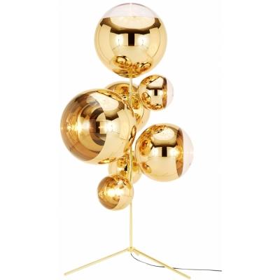 Tom Dixon - Mirror Ball Stand Chandelier Stehleuchte
