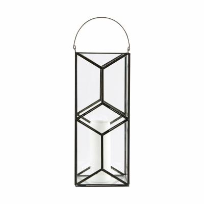 house doctor mosaic laterne nunido. Black Bedroom Furniture Sets. Home Design Ideas