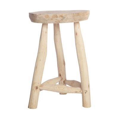 House Doctor - Pure Nature Stool