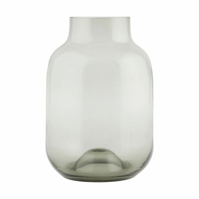 House Doctor - Shaped Vase Mittel | Grau