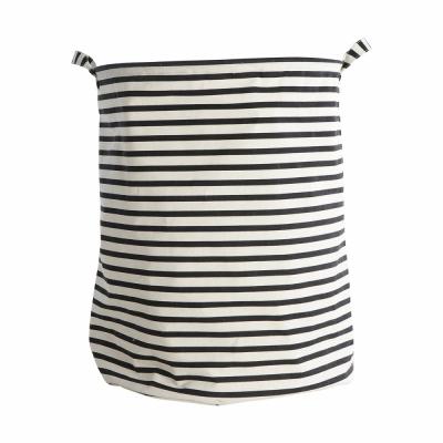 House Doctor - Stripes Wäschekorb