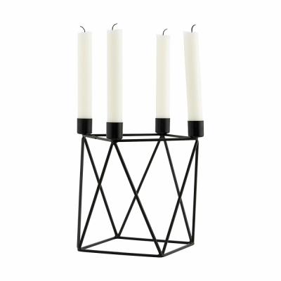house doctor triangle kerzenst nder nunido. Black Bedroom Furniture Sets. Home Design Ideas