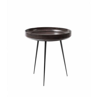Mater - Bowl Tisch Medium | Sirka Grau