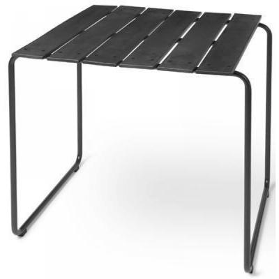 Mater - Ocean Tisch 2 pers. Schwarz