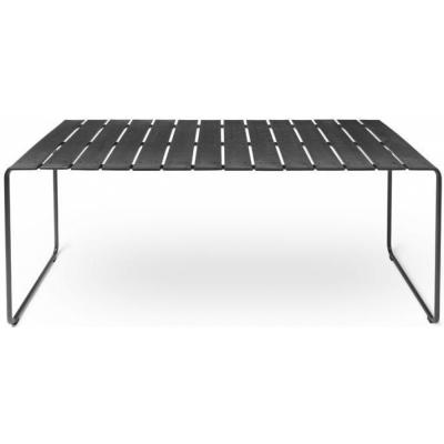 Mater - Ocean Tisch 4 pers. Schwarz