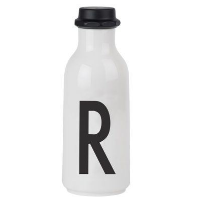 Design Letters - Trinkflasche A - Z R