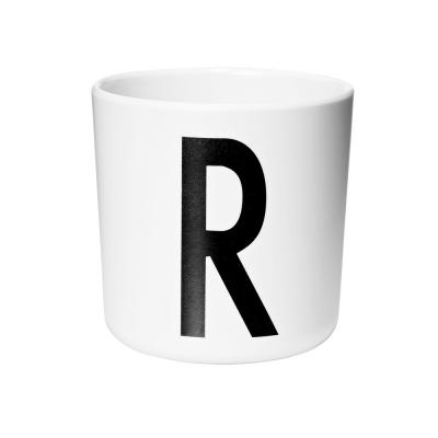 Design Letters - AJ Melamine Kids Cup R
