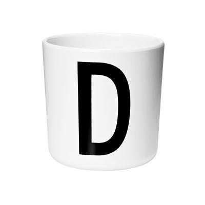 Design Letters - AJ Melamine Kids Cup D
