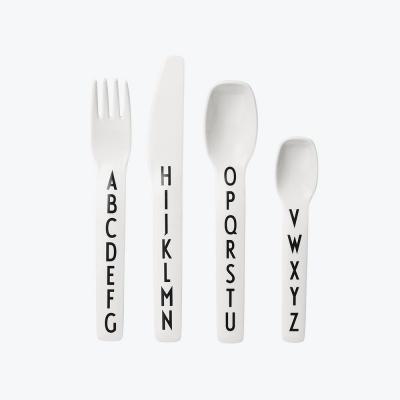 Design Letters - AJ Melamin Besteckset (4-teilig)