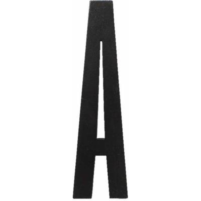 Design Letters - Wooden Letters Indoor A | Black