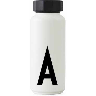 Design Letters - AJ thermo bottle A-Z A