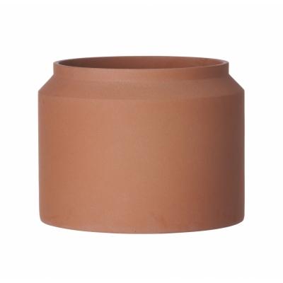 Ferm Living - Pot Blumentopf Groß   Ocker