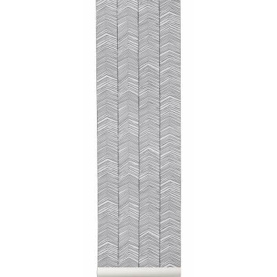 Ferm Living - Herringbone Wallpaper
