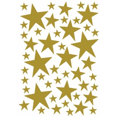 Ferm Living - Mini Stars Wandsticker