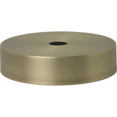 Ferm Living - Record Lampenschirm für Collect Pendelleuchte Messing