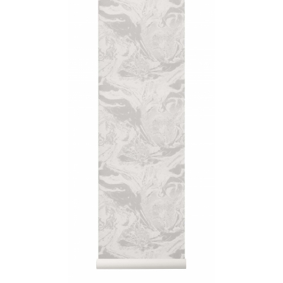 Ferm Living - Marbling Wallpaper