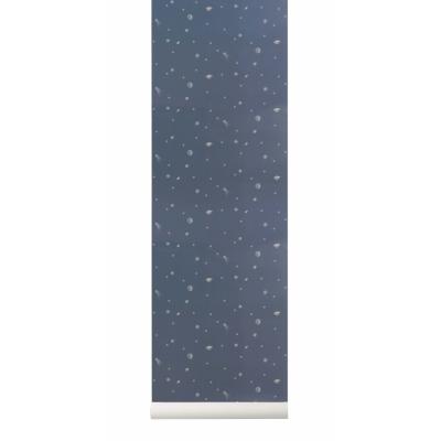 Ferm Living - Moon Wallpaper