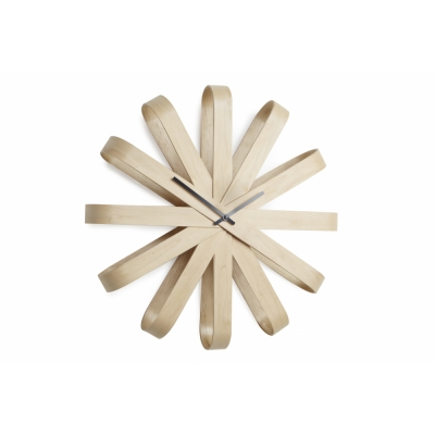 Umbra - Ribbonwood Wall Clock